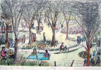 Sunday In The Park Original