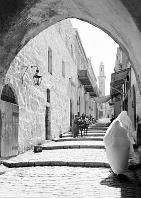 Photograph - Sunday Mass by Munir Alawi