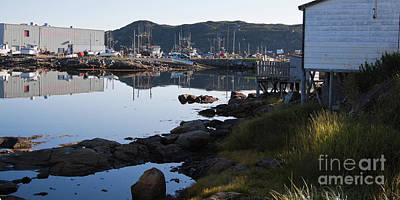 Photograph - Sunday Morning On Fogo Island by Tatiana Travelways