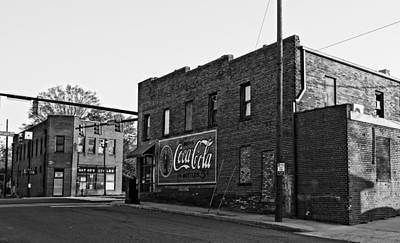 Photograph - Sunday Morning On Vance Street by Rodney Lee Williams