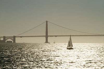 Photograph - Sunday Sailing by Bonnie Follett