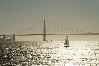 Photograph - Sunday Sailing by Bonnie Follett