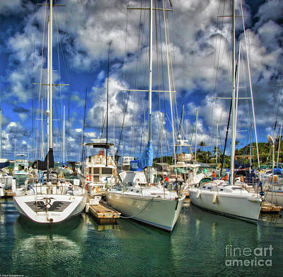 Photograph - Sunday Sailors by Mitch Shindelbower