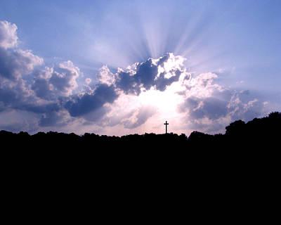 Sunday Sky Original by Adele Moscaritolo
