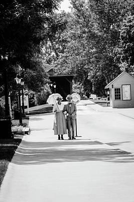 Photograph - Sunday Stroll by Michael Osinski