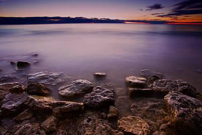 Photograph - Sunday Sunrise by CA  Johnson