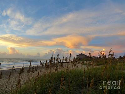Photograph - Sunday Sunrise by Jean Wright