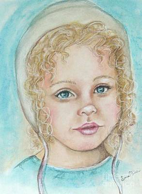 Sundays Child Art Print by Sandra Valentini