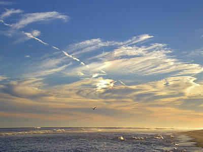 Photograph - Sundog I I by Newwwman