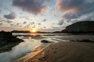 Photograph - Sundown At The Edge by Margaret Pitcher