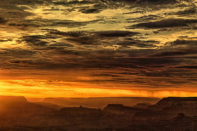 Photograph - Sundown by John M Bailey