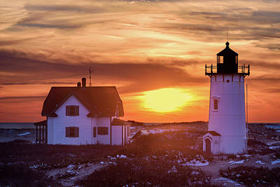 Photograph - Sundown by Michael Blanchette