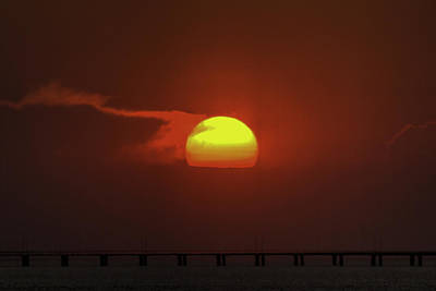 Photograph - Sundown by Pete Federico