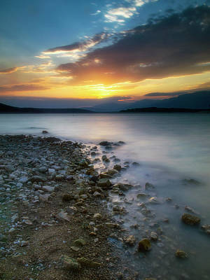Photograph - Sundown by Plamen Petkov