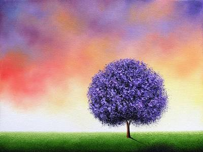 Sundown Original by Rachel Bingaman