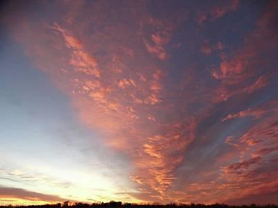 Photograph - Sundown  by Rebecca Overton