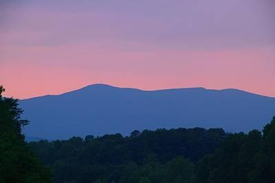 Photograph - Sundown Sky by Kathryn Meyer
