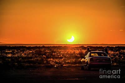 Photograph - Sundowners by Jon Burch Photography