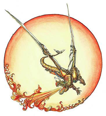 Sunfire Dragon Original