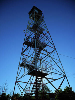 Photograph - Sunfish Tower by Raymond Salani III