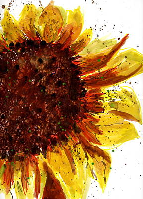 Painting - Sunflower 2 by Marilyn Barton