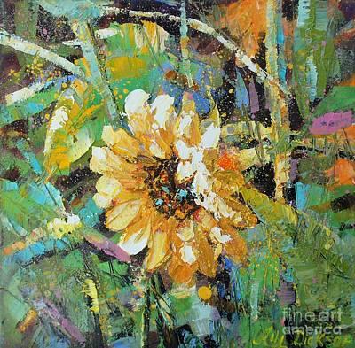 Sunflower I Art Print