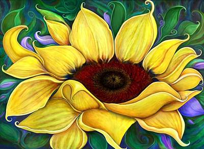 Digital Art - Sunflower Obsession by Mary Eichert