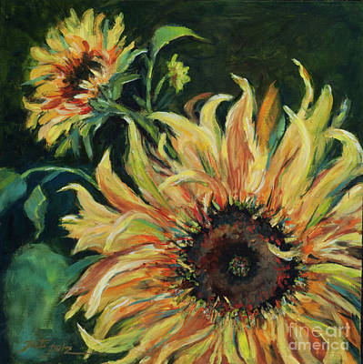 Painting - Sunflower by Pati Pelz