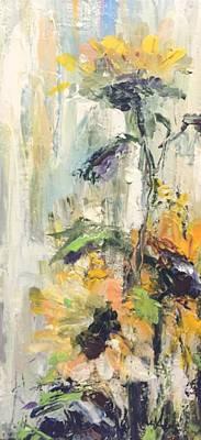 Painting - Sunflower Pride by Karen Ahuja