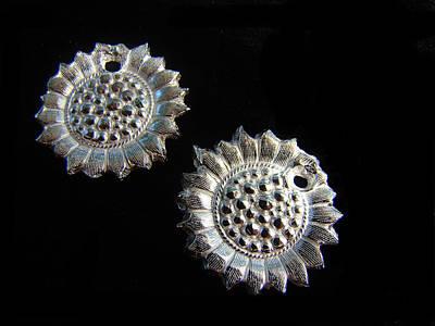 Jewelry - Sunflowers by Kimberly Clark - Dragonfly Studios