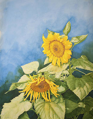 Painting - Sunflowers by Sandra Lynn