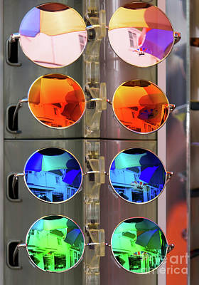 Photograph - Sunglasses by Colin Rayner