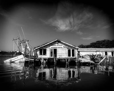 Photograph - Sunken Dream by Alan Raasch
