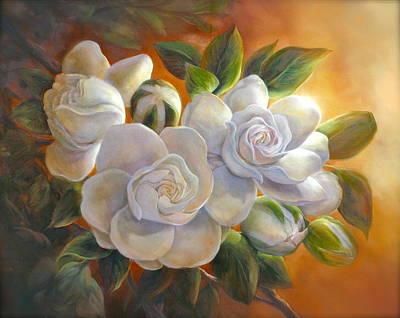 Sunkissed Gardenia Original