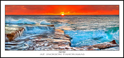 Sol Photograph - Sunlight Delight Poster Print by Az Jackson