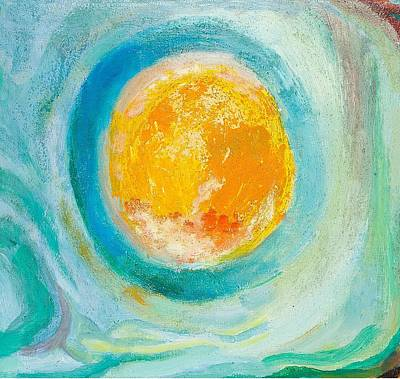 Painting - Sunlight by Ida Mitchell