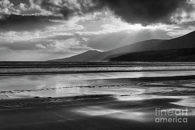 Photograph - Sunlight On Dingle Peninsula by Dennis Hedberg