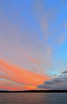 Digital Art - Sunlight On The Clouds  by Lyle Crump