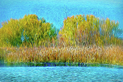 Digital Art - Sunlight Serenity by Joel Bruce Wallach