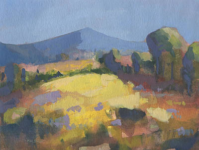Painting - Sunlit by John Holdway