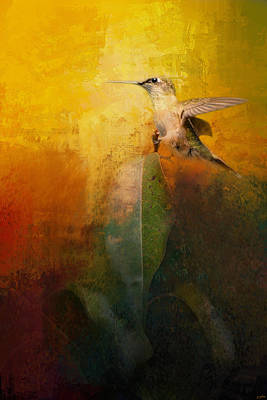 Sunlit Landing Print by Jai Johnson