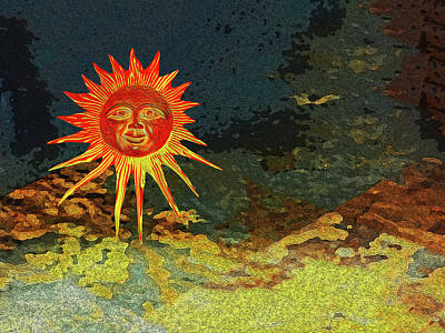Sunny 3 Art Print by Bruce Iorio
