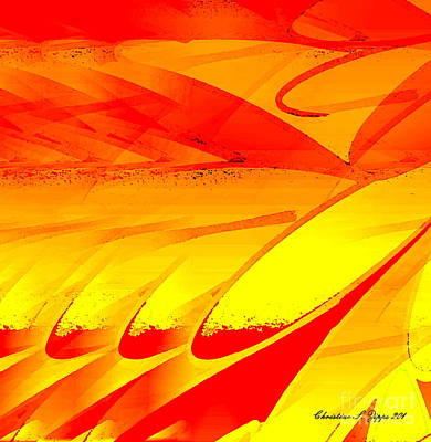 Photograph - Sunny Abstract by Christine S Zipps