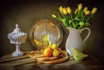 Polaroid Camera - Sunny Afternoon by S A Littau
