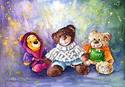 Sunny And Caramel And Truffle Mcfurry Original