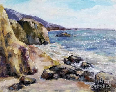 Painting - Sunny Coast by William Reed