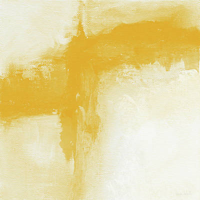 Painting - Sunny Day- Abstract Art By Linda Woods by Linda Woods