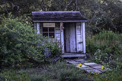 Photograph - Sunny Day At Granny's House by Leticia Latocki