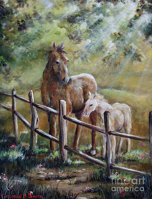 Painting - Sunny Day by Deborah Smith