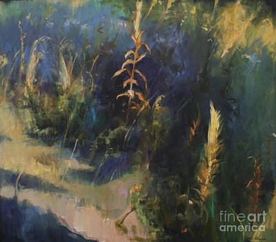 Lin Painting - Sunny Day by Lin Petershagen